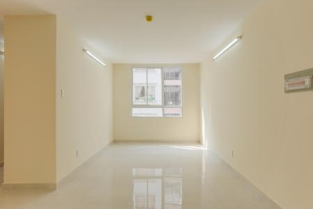 Căn hộ Chung cư Bông Sao 2 phòng ngủ tầng thấp nhà trống