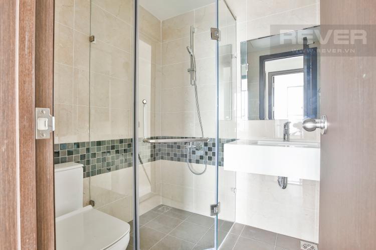 Toilet 1 Căn hộ The Tresor 2 phòng ngủ tầng cao TS1 hướng Đông Bắc