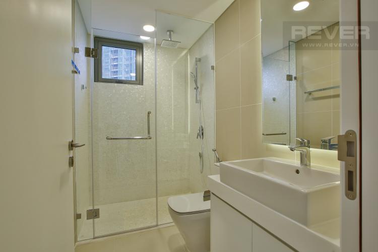 Toilet 1 Căn hộ Gateway Thảo Điền tầng cao, tháp Aspen, 2PN đầy đủ nội thất