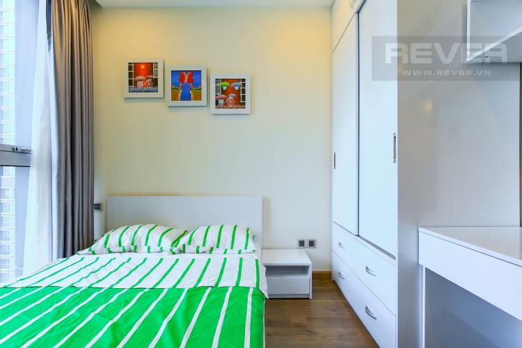 Phòng Ngủ 2 Căn hộ Vinhomes Central Park 2 phòng ngủ, tầng cao P6, view sông
