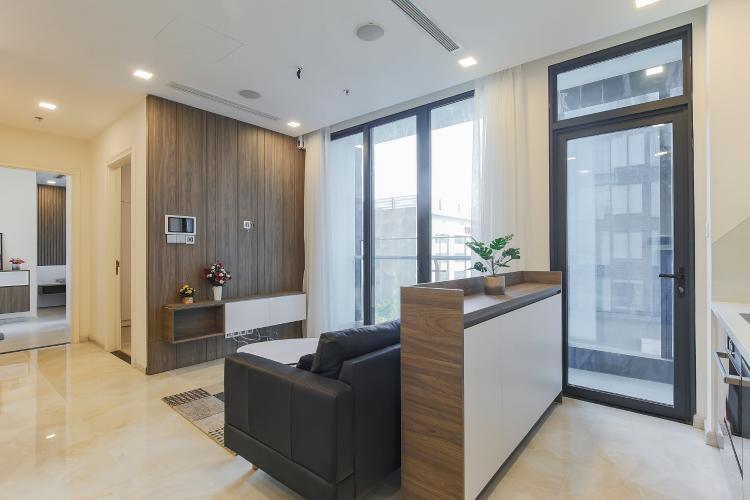 Căn hộ Vinhomes Golden River tầng tháp, 2PN đầy đủ nội thất