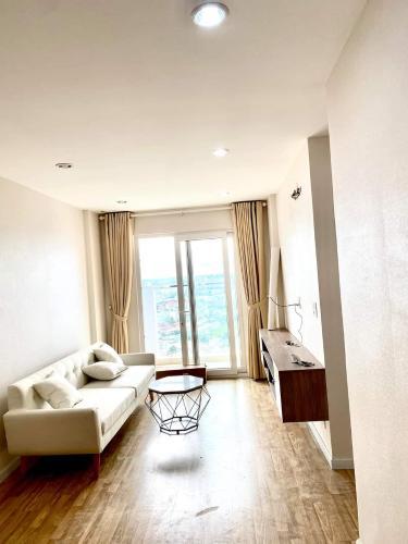 Căn hộ Diamond Riverside, Quận 8 Căn hộ Diamond Riverside tầng cao, nội thất cơ bản, view sông.