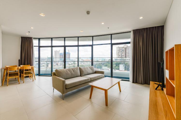 Căn hộ City Garden 2PN đầy đủ nội thất, tiện ích đa dạng