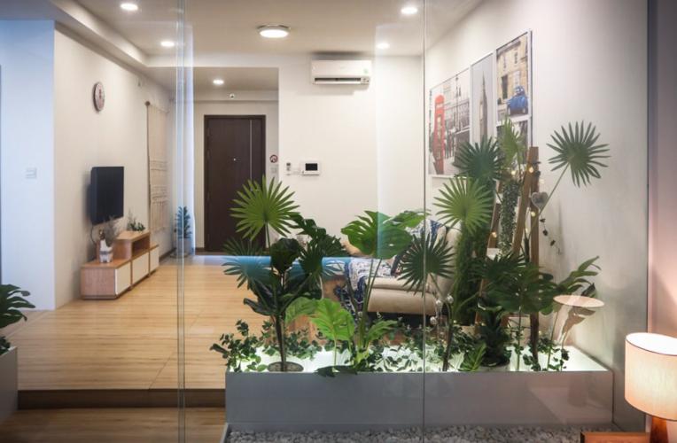 Bán căn hộ Icon 56 1 phòng ngủ, tầng thấp, đầy đủ nội thất, view kênh Bến Nghé