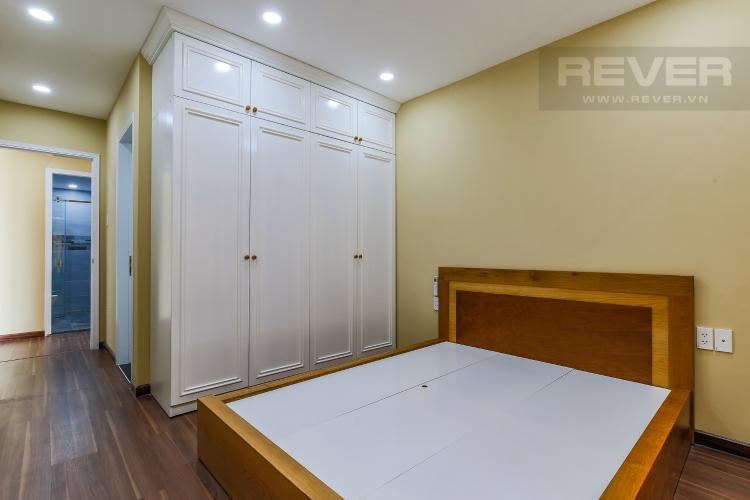 Phòng Ngủ 1 Căn hộ The Gold View tầng thấp tháp A 2 phòng ngủ view sông