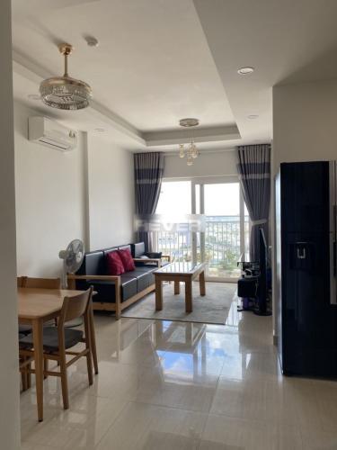 Phòng khách Moonlight Boulevard, Bình Tân Căn hộ Moonlight Boulevard tầng cao, hướng Nam view thành phố.