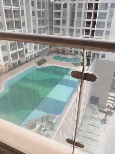 View ban công căn hộ THE GOLD VIEW Bán căn hộ The Gold View, diện tích 80.7m2