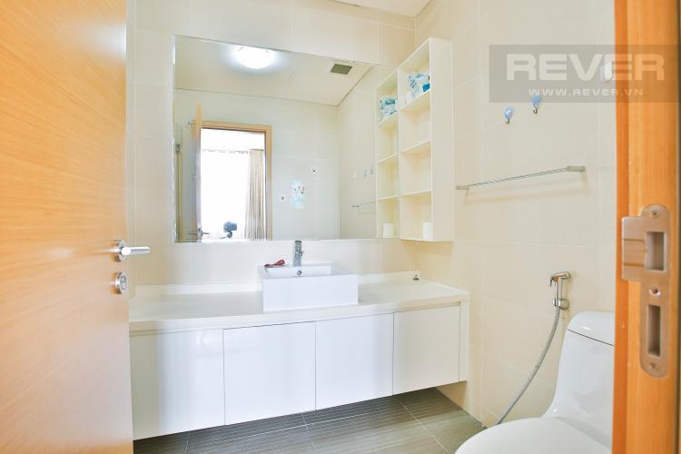 Toilet 2 Căn hộ The Vista An Phú 2 phòng ngủ tầng thấp T3 view nội khu
