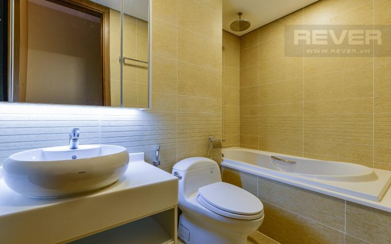 Phòng tắm 1 Căn hộ Vinhomes Central Park tầng trung Park 6 view sông, nhiều tiện ích