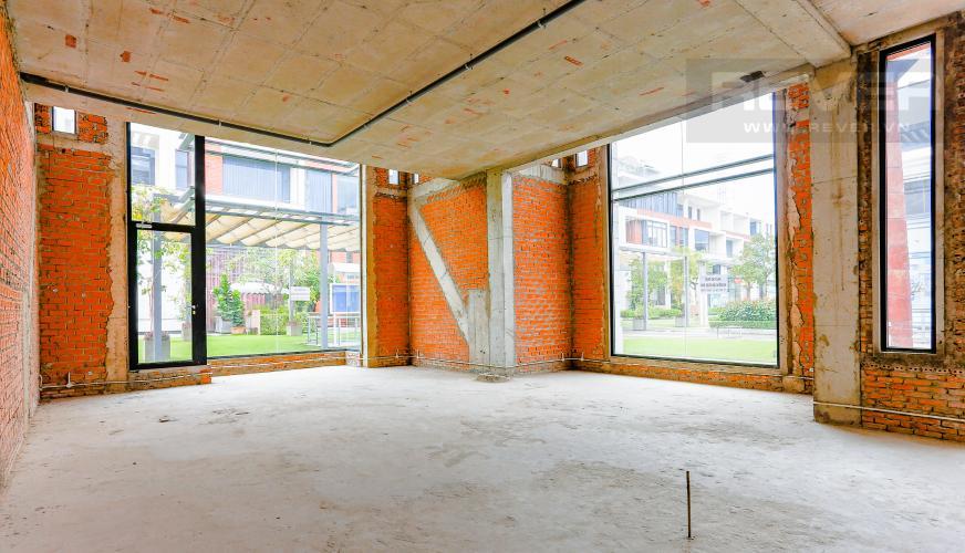 Tầng Trệt Biệt thự 5 phòng ngủ đường Nguyễn Hữu Thọ khu Galleria Nhà Bè