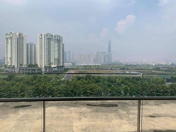 Căn hộ Sarina Condominium, Quận 2 Căn hộ Sarina Condominium tầng trung, view cây xanh mát mẻ.