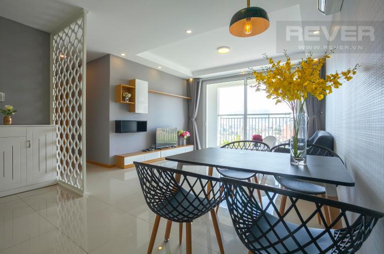 Tổng Quan Căn hộ Tropic Garden 3 phòng ngủ tầng thấp A1 nội thất đầy đủ