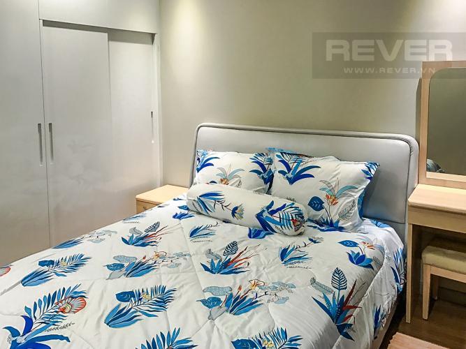 Phòng Ngủ 2 Cho thuê căn hộ The Gold View 2PN, tầng cao, đầy đủ nội thất, view sông và Bitexco