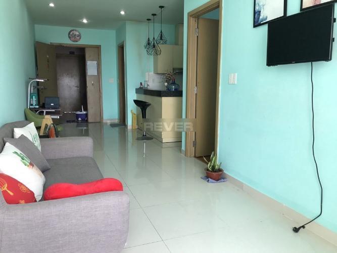 Căn hộ Ngọc Lan Apartment đầy đủ nội thất, view thành phố sầm uất.