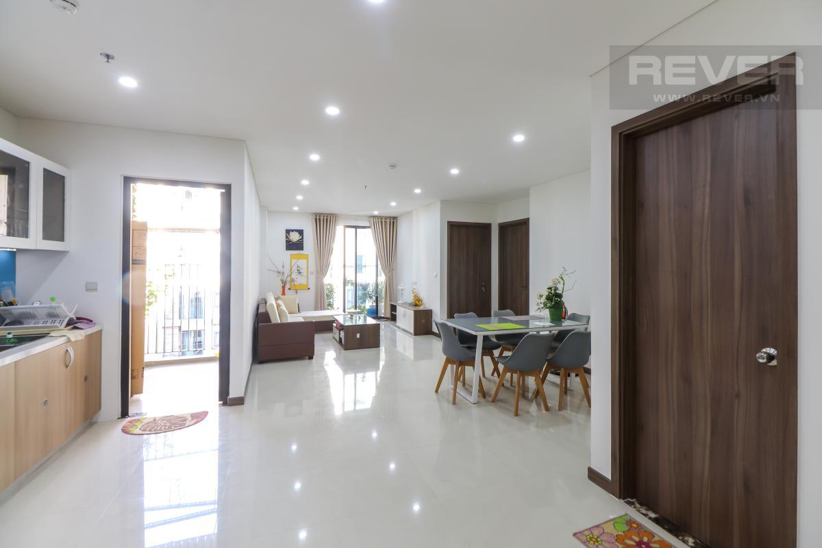 can-ho-Hado-Centrosa-Garden Cho thuê căn hộ Hado Centrosa Garden 2PN, diện tích 95m2, đầy đủ nội thất, view nội khu