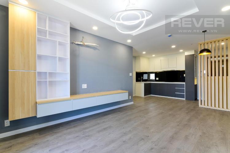 Bán căn hộ De Capella 2PN, diện tích 95m2, đầy đủ nội thất, căn góc view thoáng