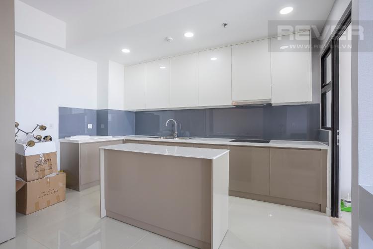 Nhà Bếp Căn hộ Estella Heights 2 phòng ngủ tầng trung T2 đầy đủ nội thất