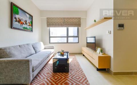 Cho thuê căn hộ Masteri Thảo Điền 2PN, tầng 12A, đầy đủ nội thất