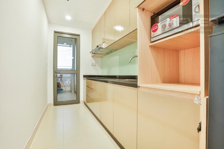 Bếp Căn hộ Masteri Thảo Điền 2 phòng ngủ tầng thấp T5 đầy đủ tiện nghi