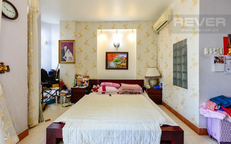 Phòng ngủ 1 tầng 2 Nhà phố 3 phòng ngủ mặt tiền Nguyễn Cửu Vân Quận Bình Thạnh