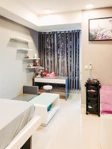 Căn office-tel RiverGate Residence tầng trung, 1PN, nội thất cơ bản