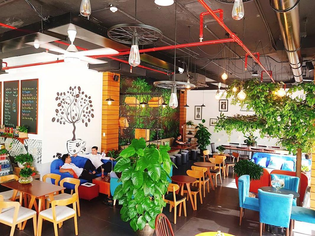 Nội thất shophouse Sang nhượng Hợp đồng thuê shophouse New City Thủ Thiêm, còn thời hạn 3 năm, căn góc 2 mặt tiền, đầy đủ nội thất