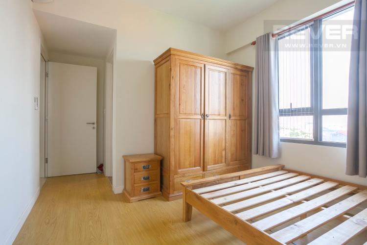 Phòng Ngủ 1 Căn hộ Masteri Thảo Điền 2 phòng ngủ tầng trung T1 nội thất đầy đủ