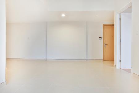Căn hộ Masteri Thảo Điền 3 phòng ngủ tầng cao tháp T5 chưa có nội thất