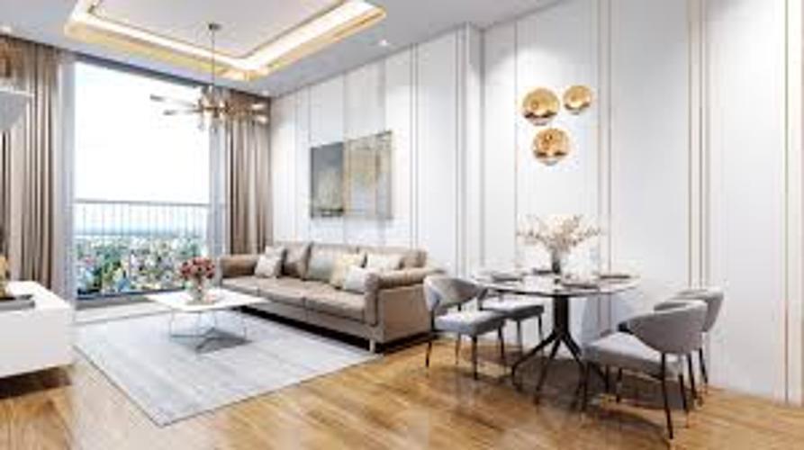 Bán căn hộ Eco Green Sài Gòn 2PN, tầng 16, diện tích 73m2, nội thất cơ bản