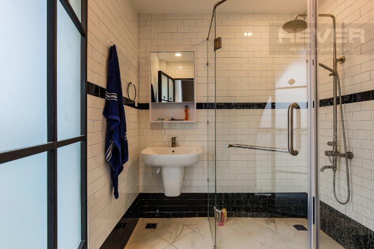 Phòng Tắm 2 Căn hộ dịch vụ 2 phòng ngủ đường Cao Thắng trang bị nội thất hiện đại