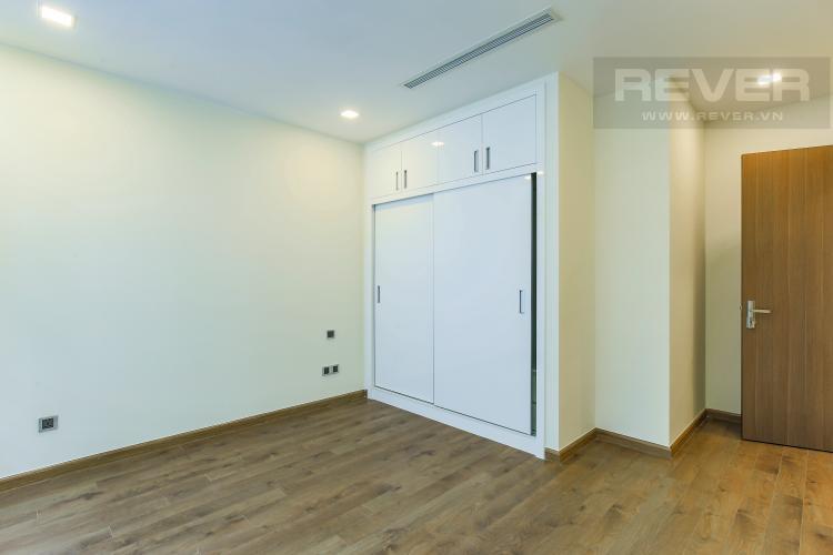 Phòng Ngủ 2 Căn hộ Vinhomes Central Park tầng thấp Park 2, 3 phòng ngủ, view sông