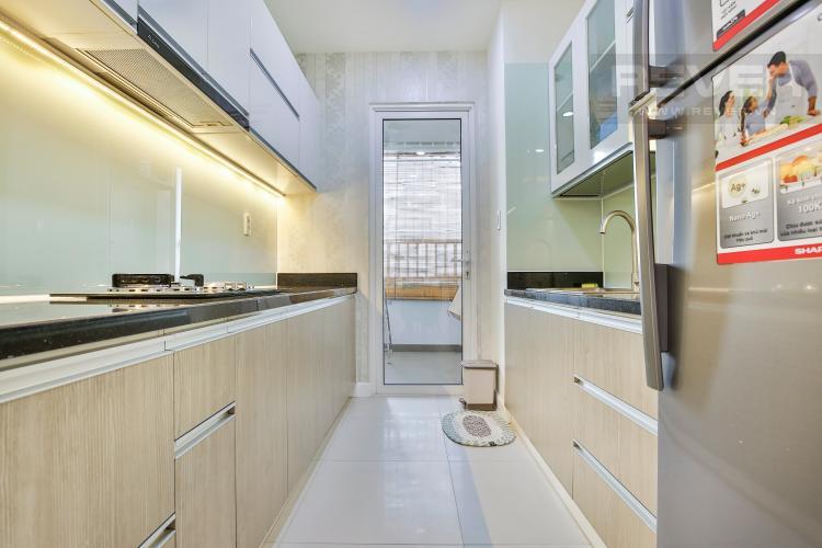Bếp Căn góc Lexington An Phú 3 phòng ngủ thiết kế đẹp, đầy đủ tiện nghi