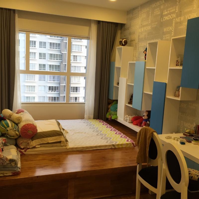 c9427bcb7d819bdfc290 Bán căn hộ Sunrise City 3PN, tháp W1 khu Central Plaza, diện tích 120m2, đầy đủ nội thất