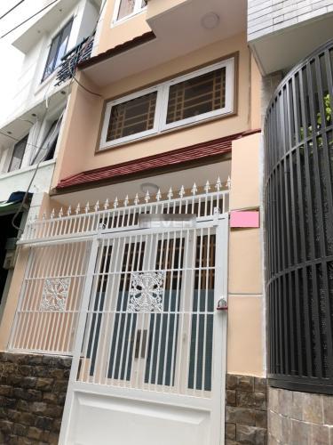 Nhà phố hẻm Thích Quảng Đức diện tích 3m x6m, thuận tiện di chuyển