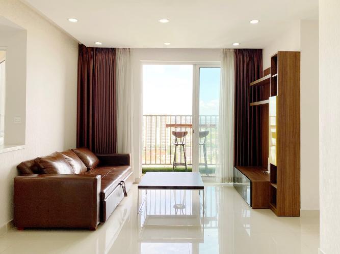 Căn hộ Vista Verde tầng cao 1 phòng ngủ view thành phố tuyệt đẹp.