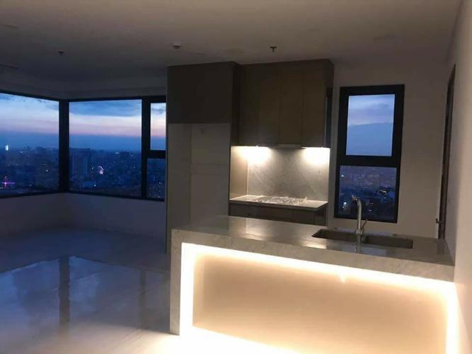 Cho thuê căn hộ Kingdom 101 tầng trung, diện tích 71.08m2 - 2 phòng ngủ