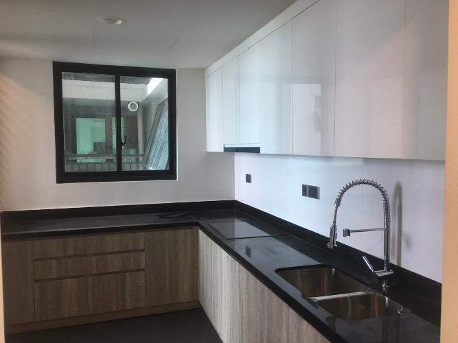 Nhà bếp căn hộ Feliz en Vista Căn hộ Duplex Feliz En Vista tầng cao view thành phố