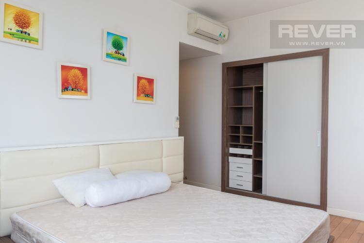 Phòng Ngủ Cho thuê căn hộ Sunrise City 3PN, tháp V4 khu South, đầy đủ nội thất, view sông thoáng mát