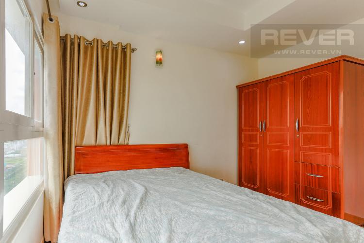 Phòng Ngủ 1 Căn hộ Dragon Hill Residence and Suites tầng cao, tháp B, 2 phòng ngủ, full nội thất