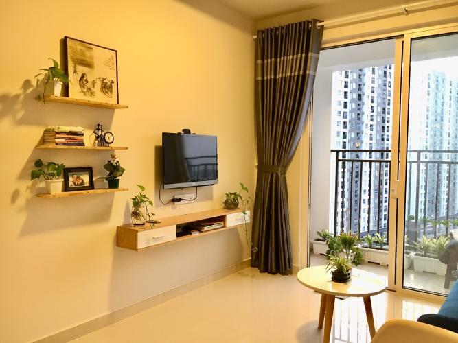 Phòng khách căn hộ RICHSTAR Bán căn hộ RichStar Tân Phú 2PN, diện tích 65m2, đầy đủ nội thất, view thành phố