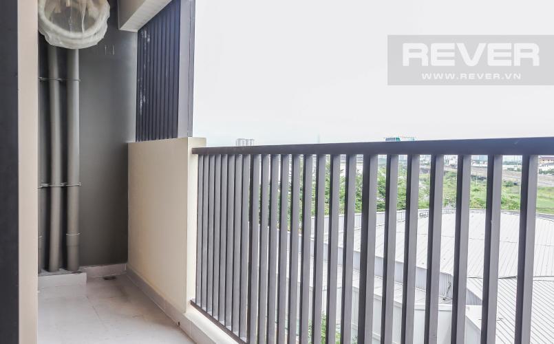 Ban Công Bán căn hộ Jamila Khang Điền 2PN, block A, diện tích 76m2, hướng Đông Nam đón gió
