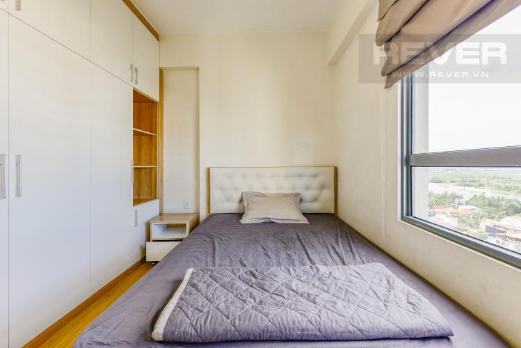 Phòng ngủ 1 Căn hộ Masteri Thảo Điền 2 phòng ngủ tầng cao T3 nội thất đầy đủ
