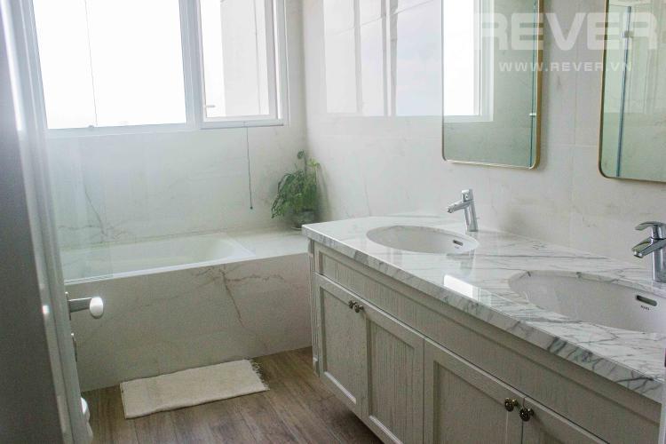 Toilet Bán căn hộ Vista Verde 3 phòng ngủ, đầy đủ nội thất, view trực diện sông Sài Gòn