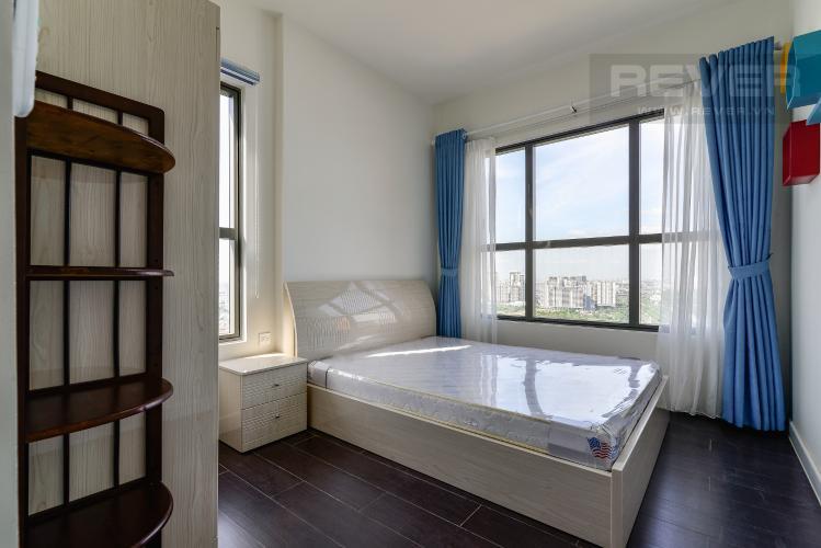 Phòng Ngủ 1 Căn hộ The Sun Avenue tầng cao 2PN, nội thất đầy đủ, view đẹp
