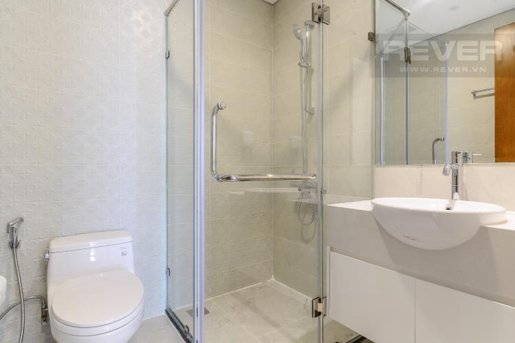 Phòng Tắm 1 Căn góc Vinhomes Central Park 3 phòng ngủ tầng cao L6 view sông