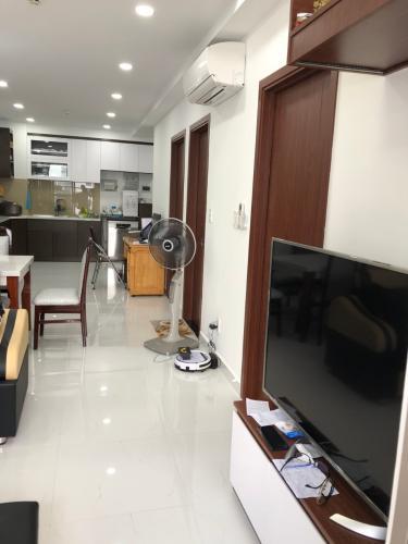 Nội thất SSR  Căn hộ Saigon South Residence tầng cao, đầy đủ nội thất