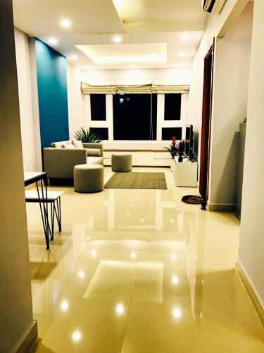 Bán căn hộ Saigonres Plaza tầng trung, diện tích 71.3m2 - 2 phòng ngủ, đầy đủ nội thất