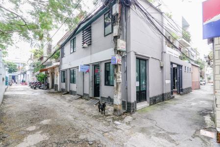Nhà phố 2 mặt tiền hẻm xe hơi đường Ngô Tất Tố quận Bình Thạnh