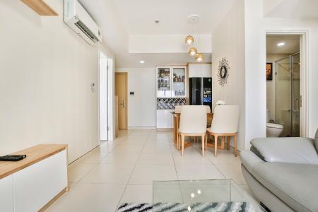Căn hộ  Masteri Thảo Điền tầng cao T5, 2 phòng ngủ, nội thất đầy đủ