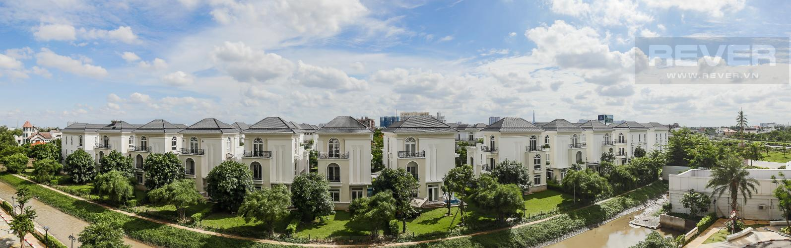 View Bán căn hộ Jamila Khang Điền 2PN, tầng thấp, nội thất cơ bản, view khu dân cư ven sông